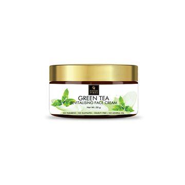 Good Vibes | Good Vibes Revitalising Face Cream - Green Tea (50 g)