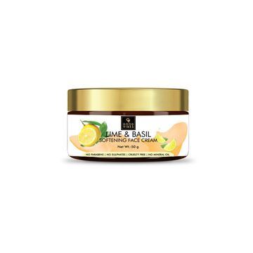 Good Vibes | Good Vibes Softening Face Cream - Lime and Basil (50 g)