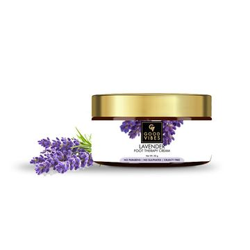 Good Vibes | Good Vibes Foot Therapy Cream - Lavender (50 g)