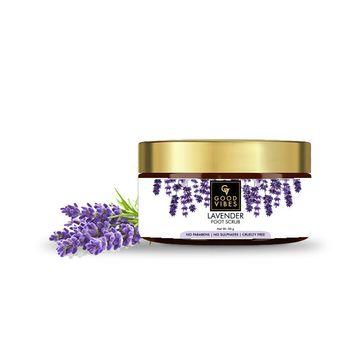 Good Vibes | Good Vibes Foot Scrub - Lavender (50 g)