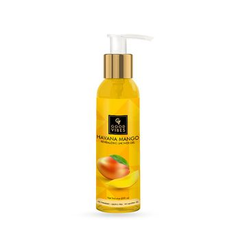Good Vibes | Good Vibes Revitalizing Shower Gel (Body Wash) - Havana Mango (200 ml)
