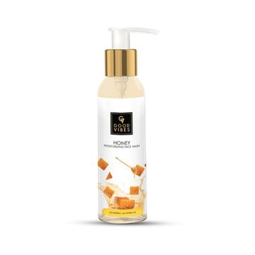 Good Vibes | Good Vibes Moisturizing Face Wash - Honey (200 ml)