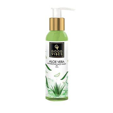 Good Vibes | Good Vibes Hydrating Face Wash - Aloe Vera (200 ml)