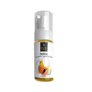 Good Vibes | Good Vibes Skin Clearing Foaming Face Wash - Papaya (150ml)