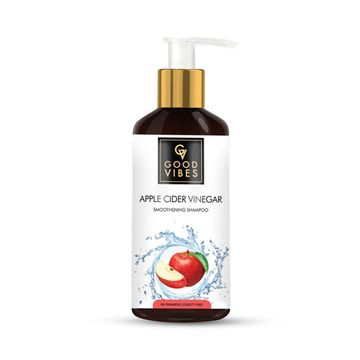 Good Vibes | Good Vibes Smoothing Shampoo - Apple Cider Vinegar (300 ml)