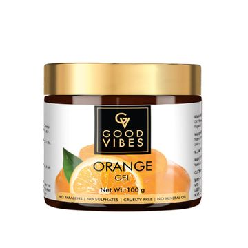 Good Vibes | Good Vibes Gel - Orange (100 g)