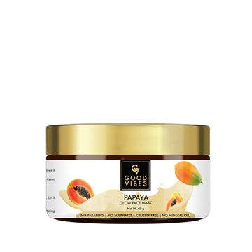 Good Vibes | Good Vibes Glow Face Mask - Papaya (60 g)