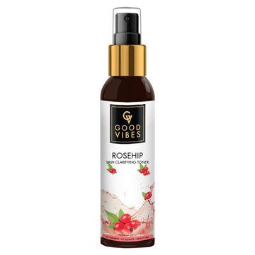 Good Vibes | Good Vibes Skin Clarifying Toner - Rosehip (120 ml)