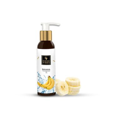Good Vibes | Good Vibes Conditioner - Banana (120 ml)