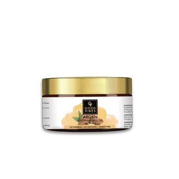 Good Vibes | Good Vibes Softening Face Gel - Argan (50 g)