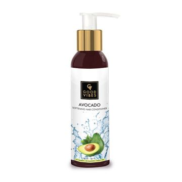 Good Vibes | Good Vibes Softening Hair Conditioner - Avocado (120 ml)