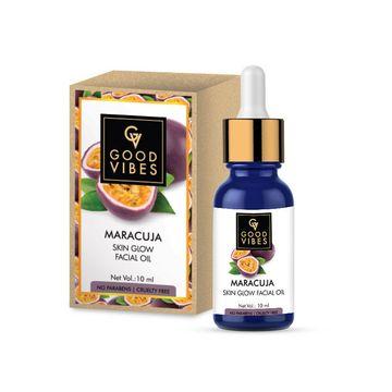 Good Vibes | Good Vibes Skin Glow Facial Oil - Maracuja (10 ml)