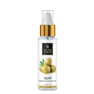Good Vibes | Good Vibes Hydrating Cleansing Oil - Olive (30 ml)