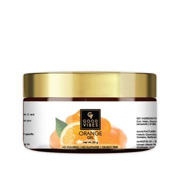 Good Vibes   Good Vibes Gel - Orange (50 g)