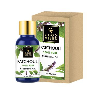 Good Vibes | Good Vibes 100% Pure Patchouli Essential Oil(10 ml)