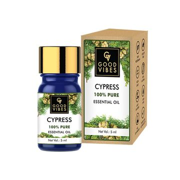 Good Vibes | Good Vibes 100% Pure Cypress Essential Oil(5 ml)