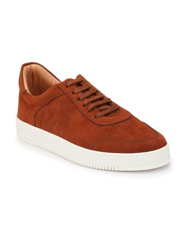 Guava | Guava Men's Strobel Sneakers - Rust
