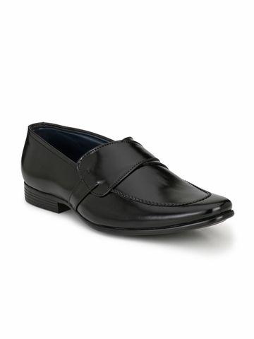 Guava | Guava Men's Semiformal Slip-On Formals - Black
