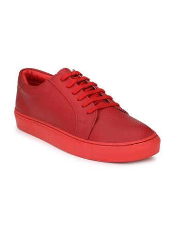 Guava | Guava Men's Hepner Sneakers - Red