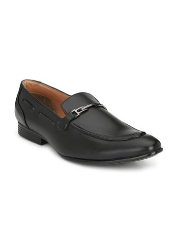 Guava | Guava Men's Penny formal Loafers - Black