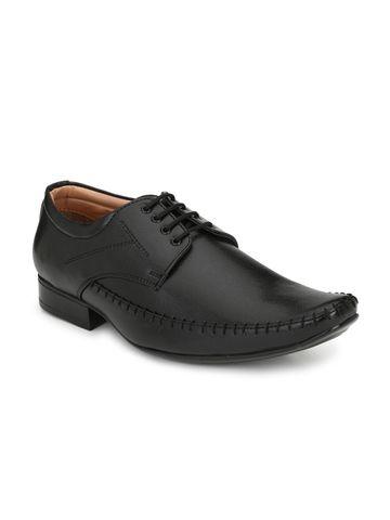 Guava   Guava Men's  Lace-up formal Shoes - Black