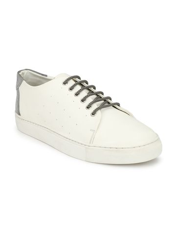 Guava | Guava Men's Hepner perforated Sneakers - White