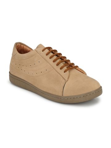 Guava | Guava Men's Luxor perforated Sneakers - Beige