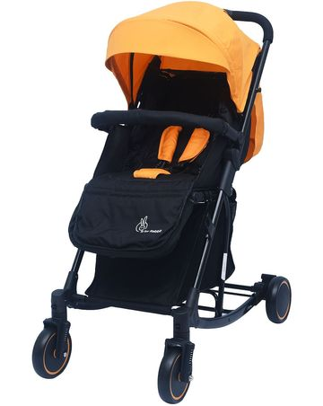 Mothercare | R For Rabbit Rock N Roll Baby Strollers Yellow Black
