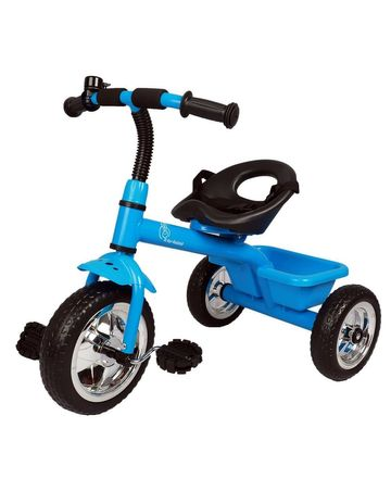 Mothercare | R For Rabbit Tiny Toes Baby Tricycles Blue
