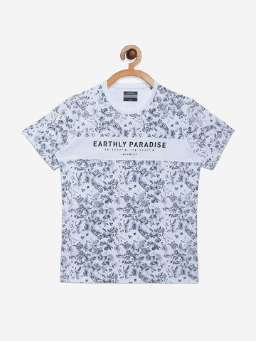 OCTAVE | Boys NAVY T-Shirts