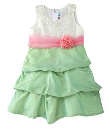 Popsicles Clothing | Popsicles Fern Dress Regular Fit Dress For Girl