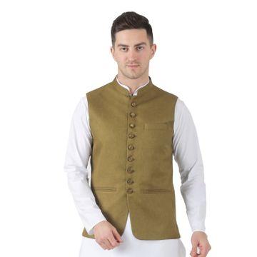 TAHVO   Tahvo 9 Button Nehru Jacket