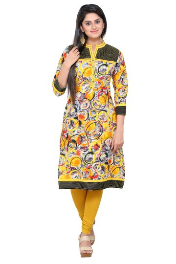 Havva Fashion | Digital Printed Ladies Kurti