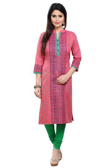 Havva Fashion   Trendy Cotton Kurti for Women