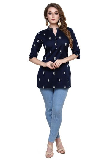 Havva Fashion | Lilin Stylish Minded Tunic Kurti