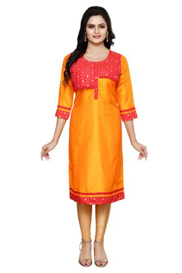 Havva Fashion | Attractive Up Down Latakn handcrafted kurti