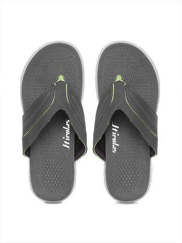 Hirolas | Hirolas® CLOUDWALK | Bounce Back Technology | Slippers for Men - Grey