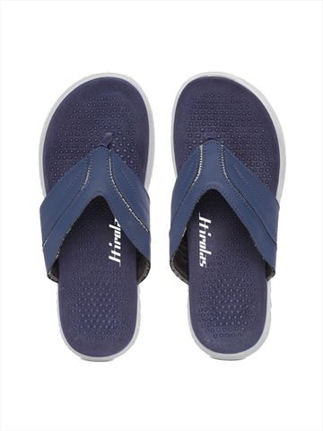 Hirolas | Hirolas® CLOUDWALK | Bounce Back Technology | Slippers for Men - Blue