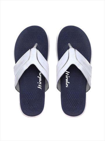 Hirolas   Hirolas® CLOUDWALK   Bounce Back Technology   Slippers for Men - White