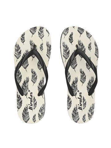Hirolas | Hirolas® White Flip Flop  Slippers for Women