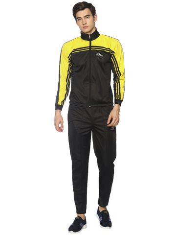 HPS Sports | HPS Sports Solid Men Track Suit