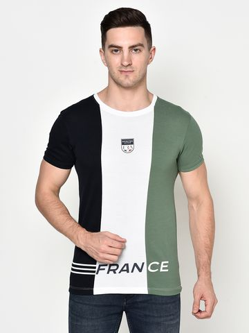 OCTAVE | Men BASIL T-Shirts
