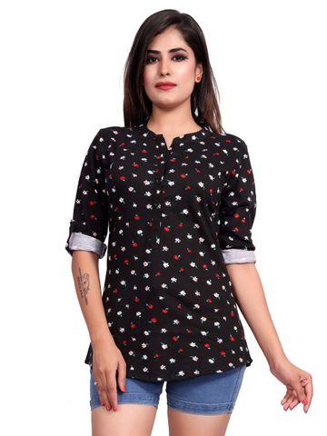 Impex   Women Trendy Shirt Type Top