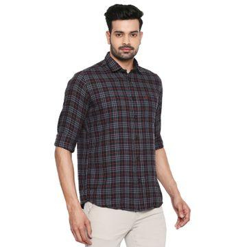 Integriti   Integriti Black Casual Shirts