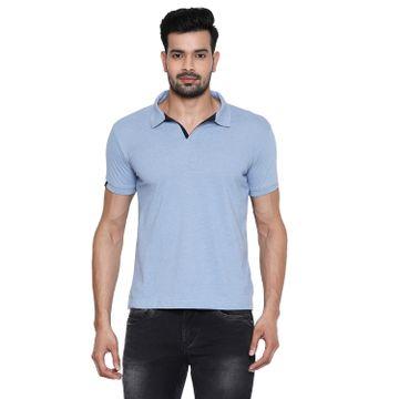 Integriti | Integriti Blue Slim Fit Men's T-Shirts