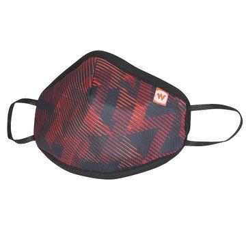 WILDCRAFT | Wildcraft Outdoor Respirator Red Mask