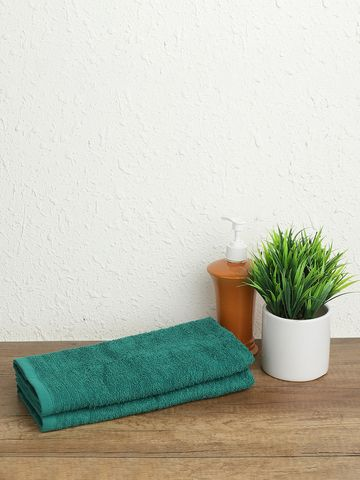 OCTAVE | Face Towel GREEN