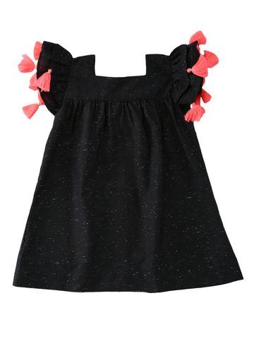 Popsicles Clothing | Popsicles Jade Dress Regular Fit Dress For Girl