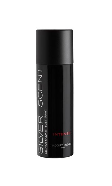 Jacques Bogart | Silver Scent Intense Deodorant Spray 200 ML
