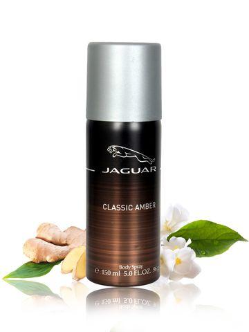 Jaguar | Classic Amber Deodorant Spray 150 ML